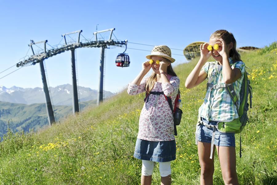 Single-Urlaub mit Kind Angebote und Pauschalen Viehhofen